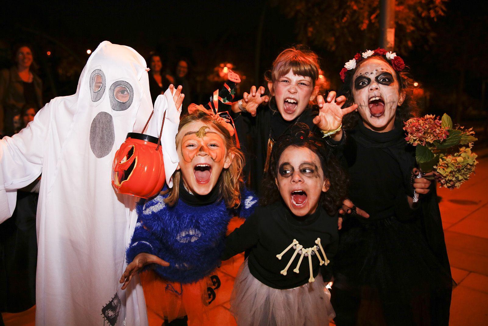 castanyada i Halloween pels carrers de sant cugat 2019 2