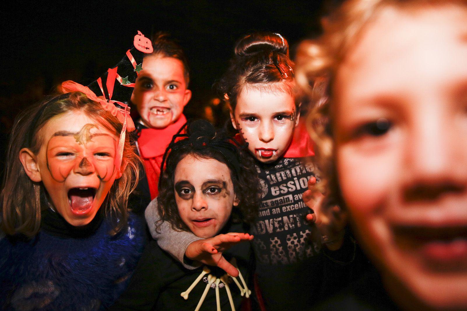 castanyada i Halloween pels carrers de sant cugat 2019 3