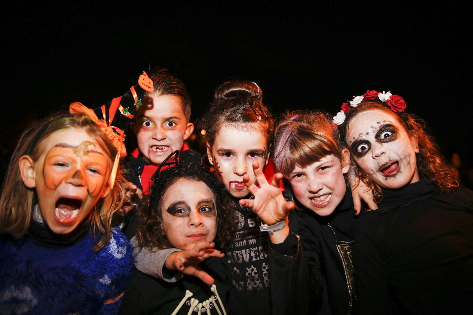 castanyada i Halloween pels carrers de sant cugat 2019 4