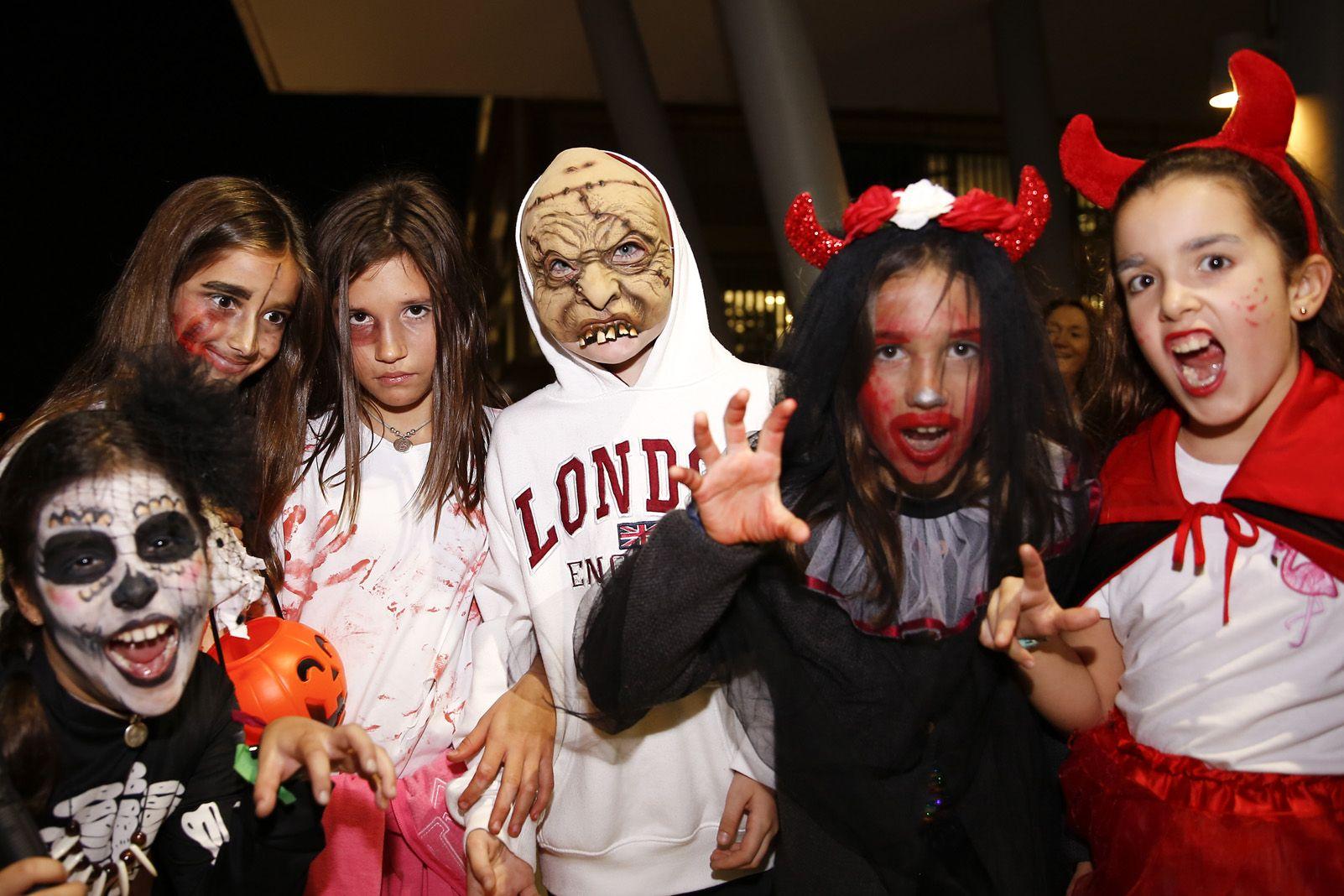 castanyada i Halloween pels carrers de sant cugat 2019 5
