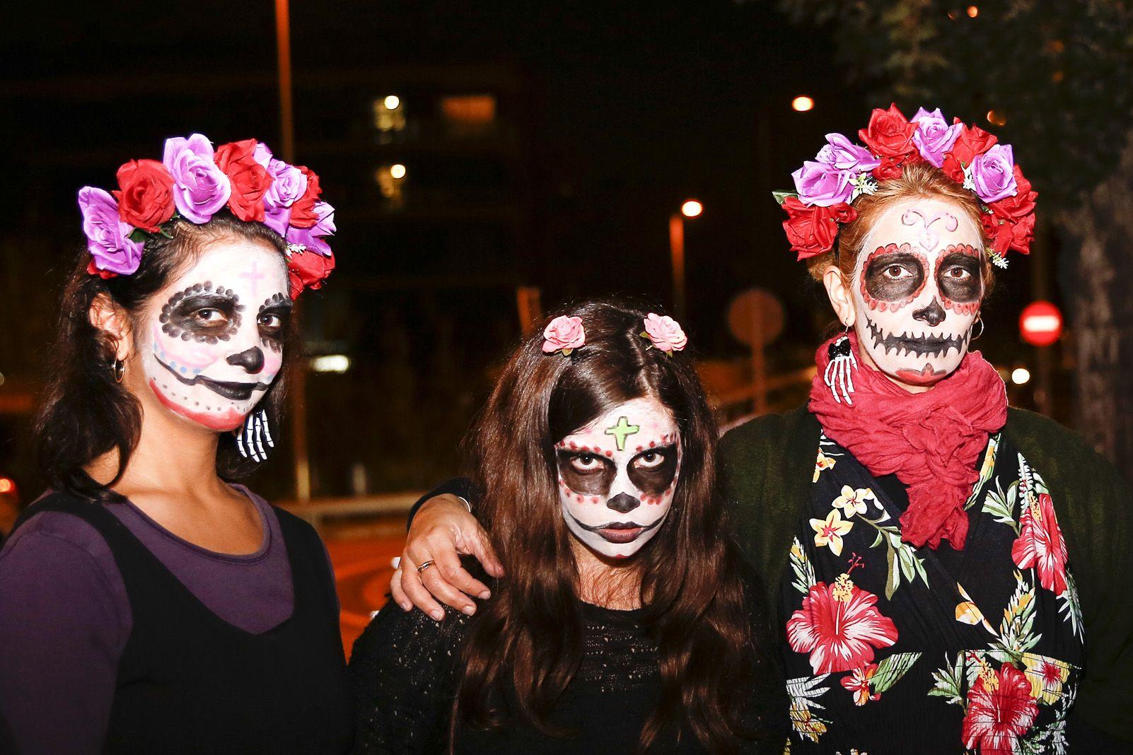 castanyada i Halloween pels carrers de sant cugat 2019 6