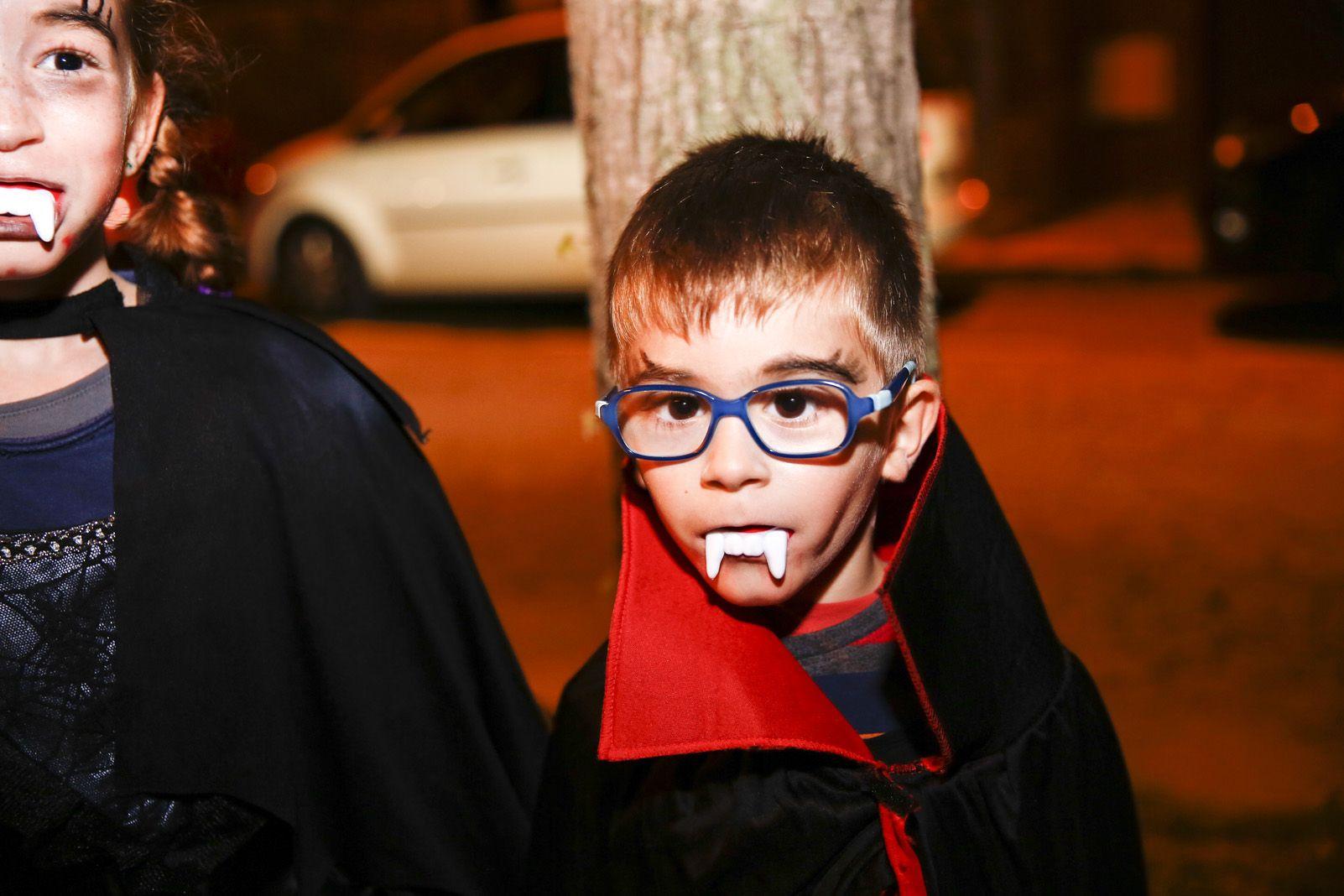 castanyada i Halloween pels carrers de sant cugat 2019 9