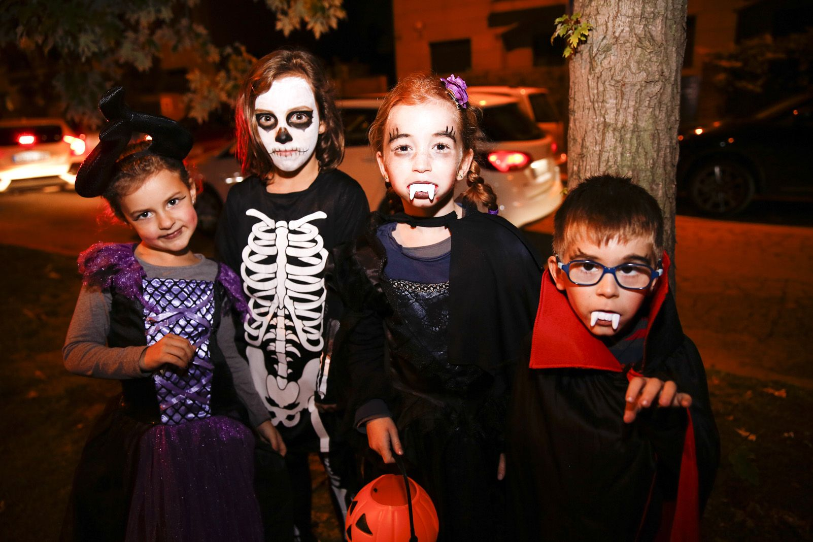 castanyada i Halloween pels carrers de sant cugat 2019 10