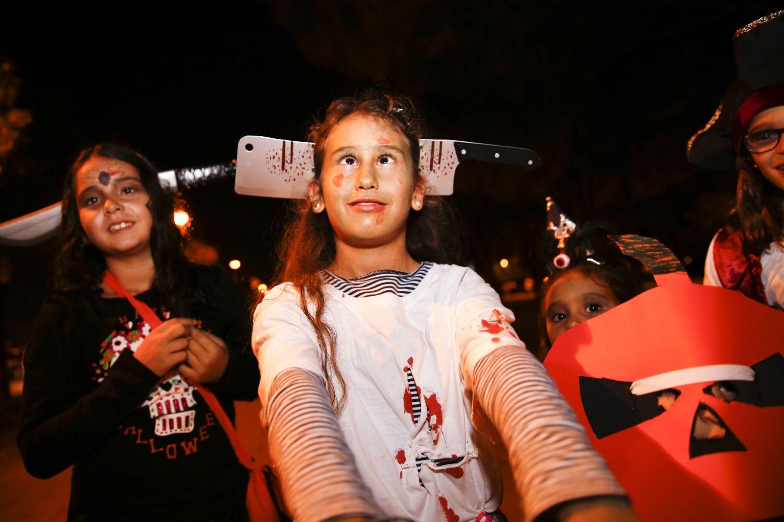 castanyada i Halloween pels carrers de sant cugat 2019 11