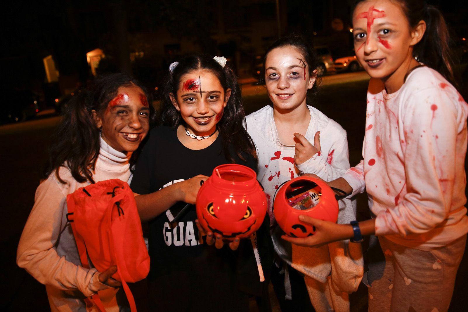 castanyada i Halloween pels carrers de sant cugat 2019 14