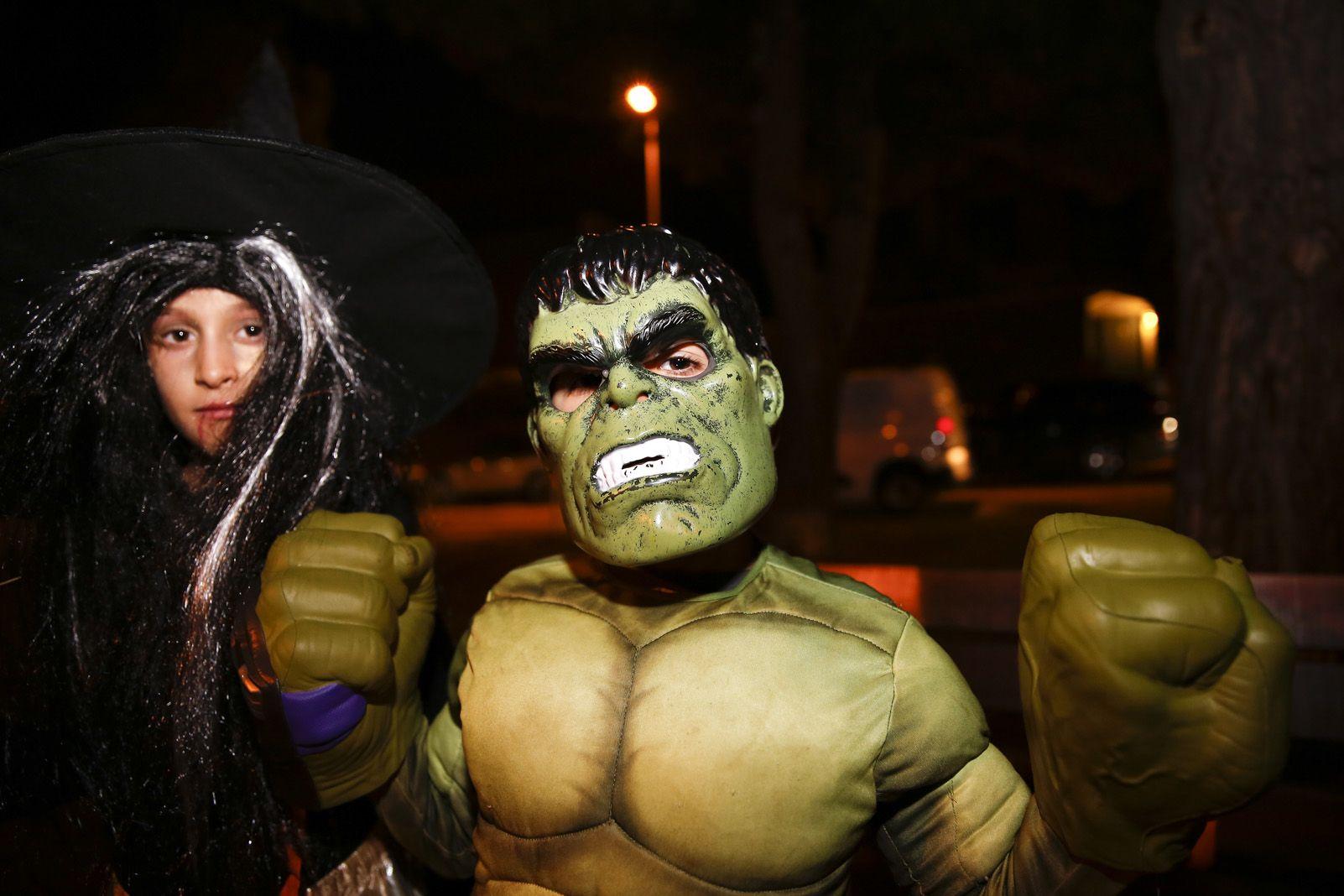 castanyada i Halloween pels carrers de sant cugat 2019 15