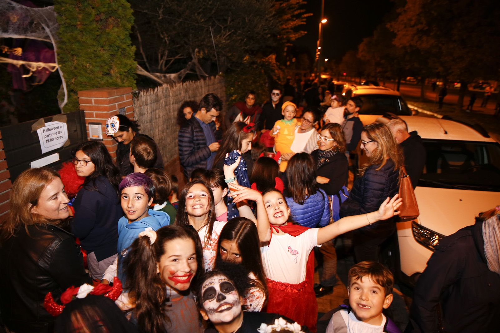 castanyada i Halloween pels carrers de sant cugat 2019 17