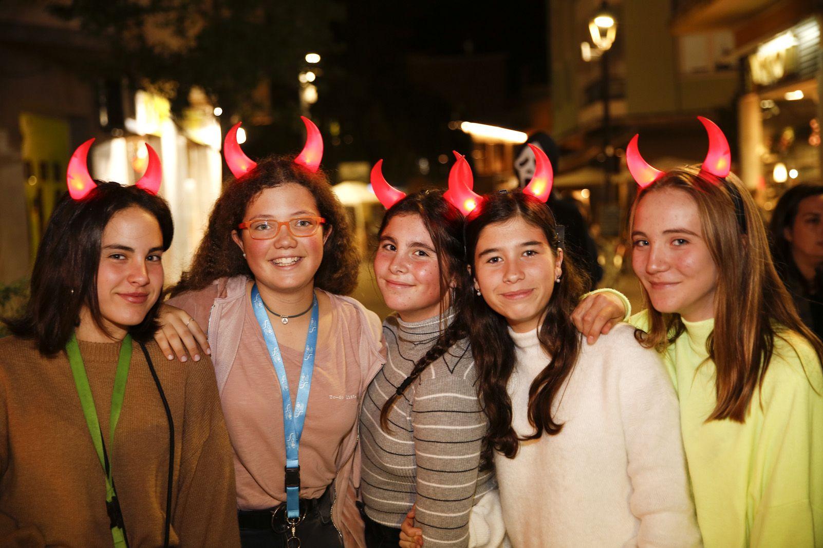 castanyada i Halloween pels carrers de sant cugat 2019 23