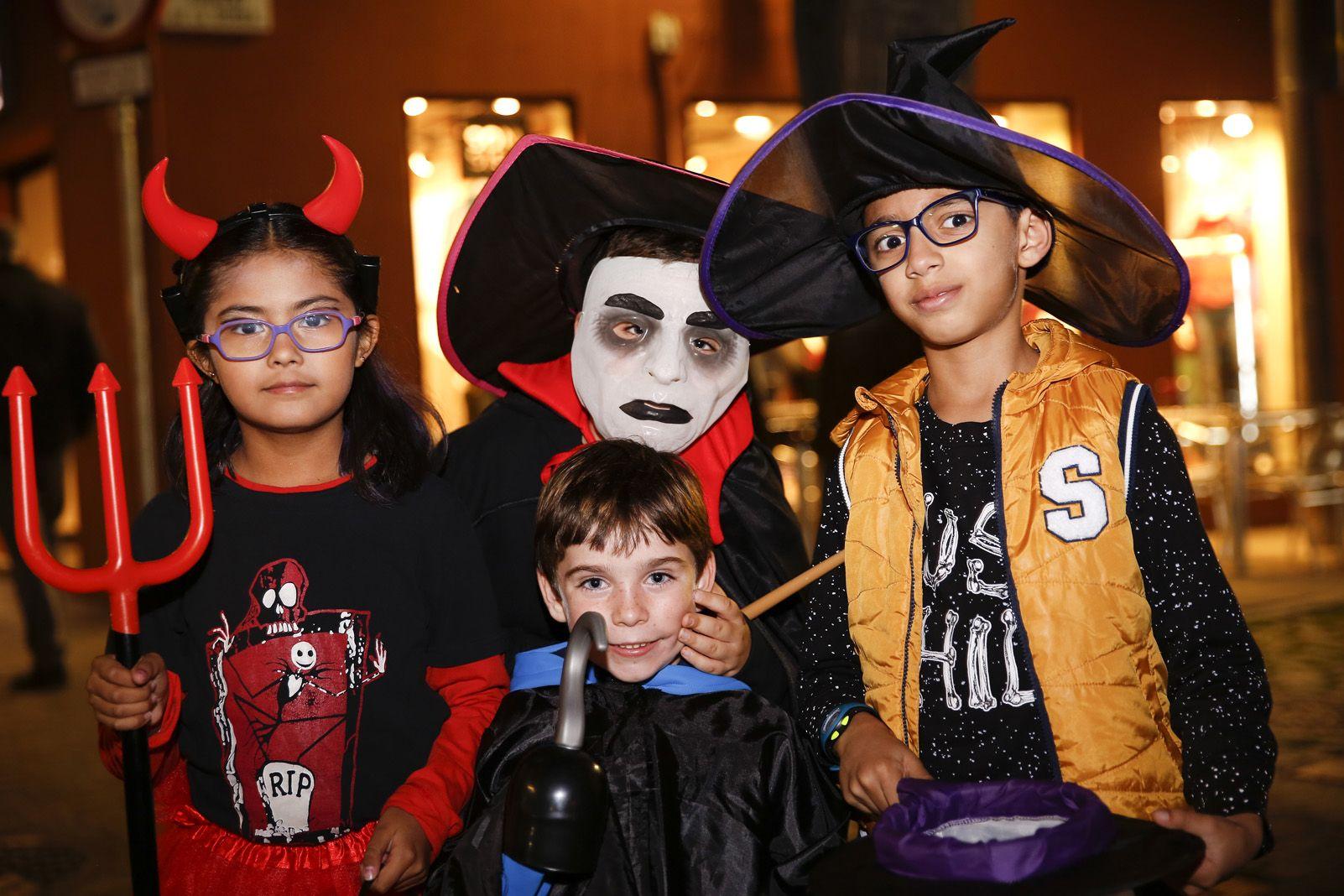 castanyada i Halloween pels carrers de sant cugat 2019 26