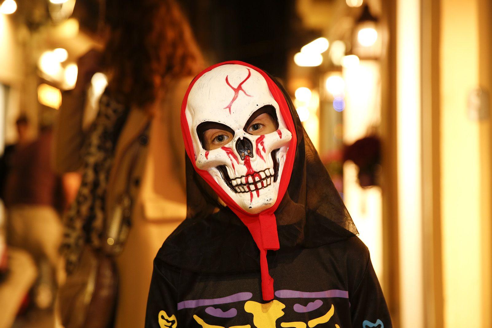 castanyada i Halloween pels carrers de sant cugat 2019 27