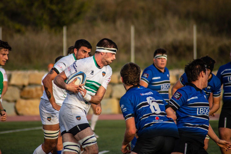 Partit de lliga. CR Sant Cugat-RC València. Foto: Adrián Gómez.