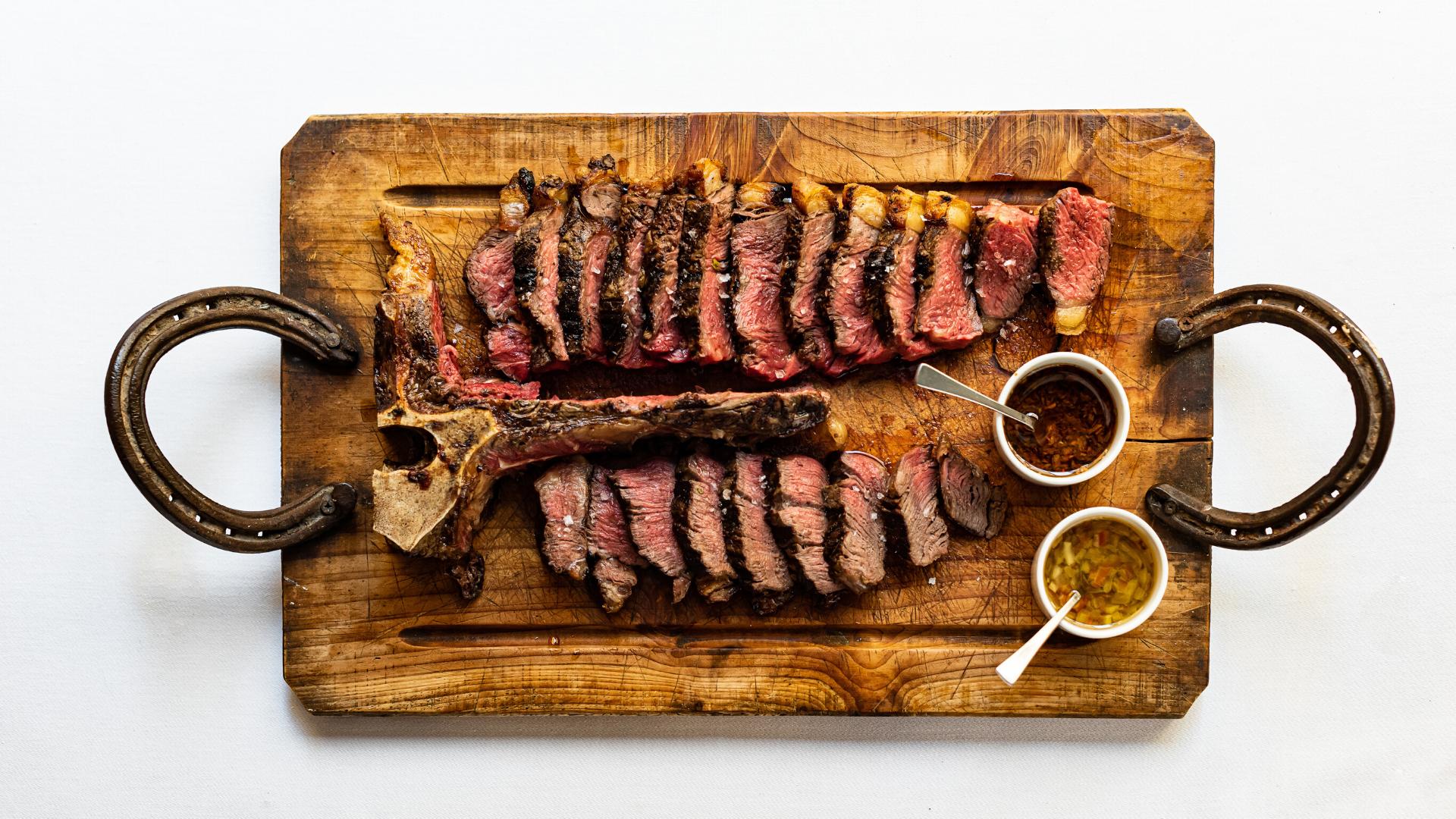 Tasta les carns argentines a 9Reinas Sant Cugat FOTO: Cedida