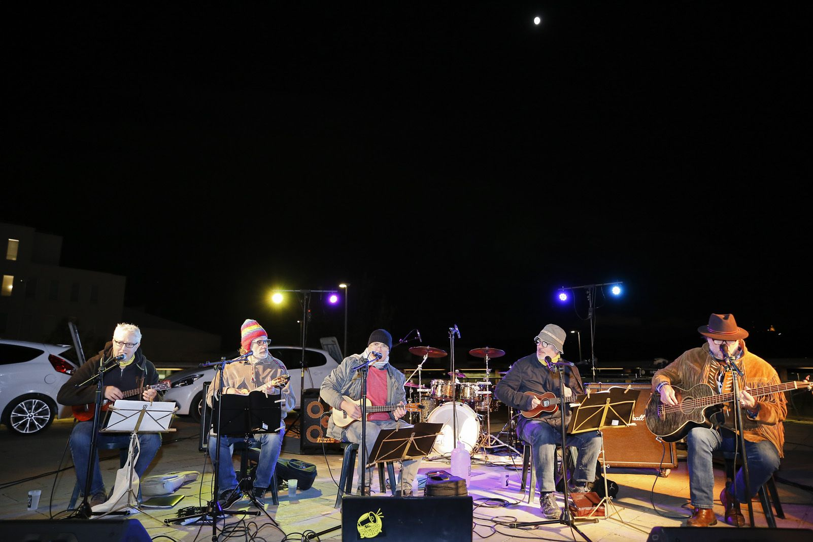 Festival Trona plaça 1 d'octubre  2