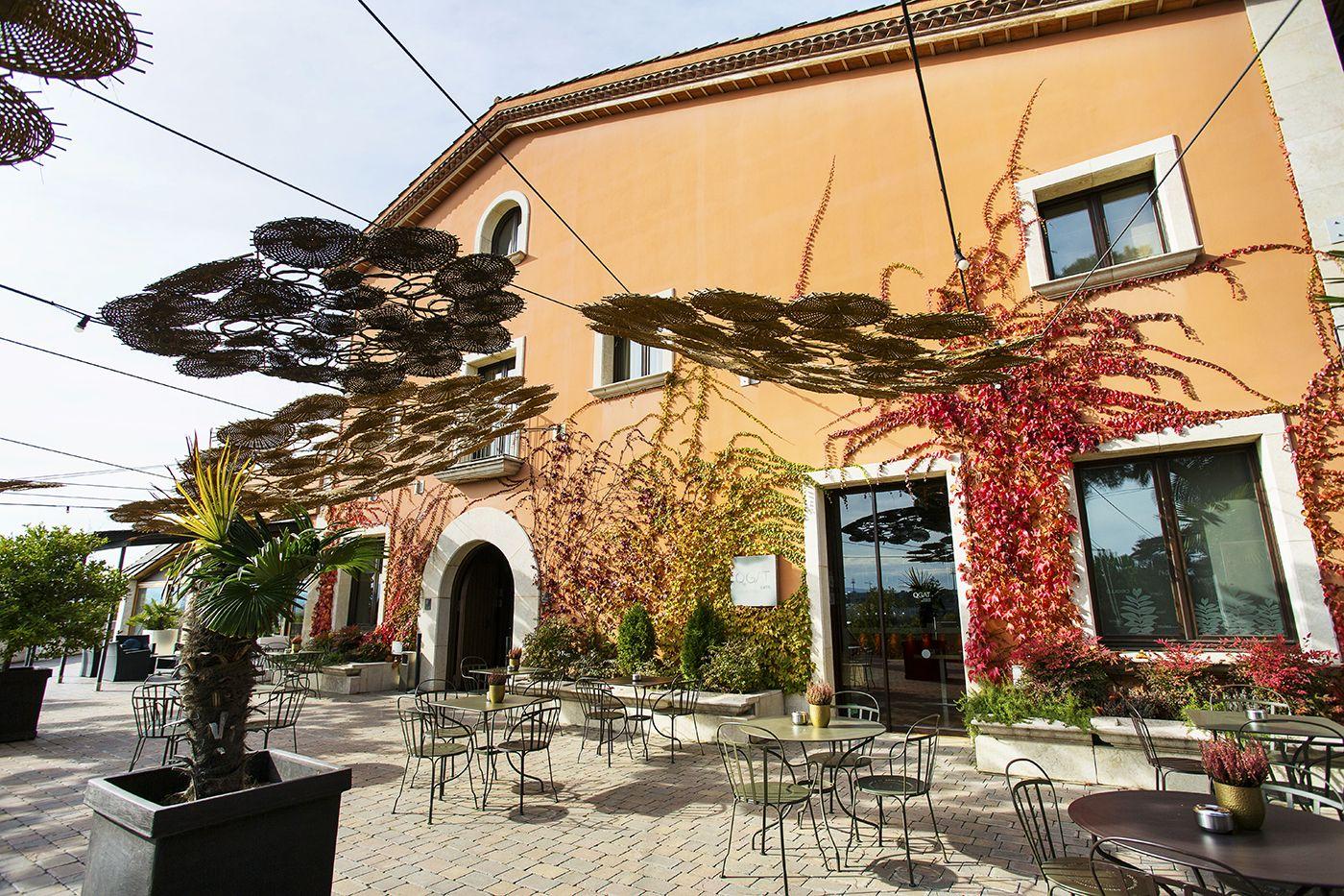 Una terrassa perfecta per prendre una copa FOTO: Cedida