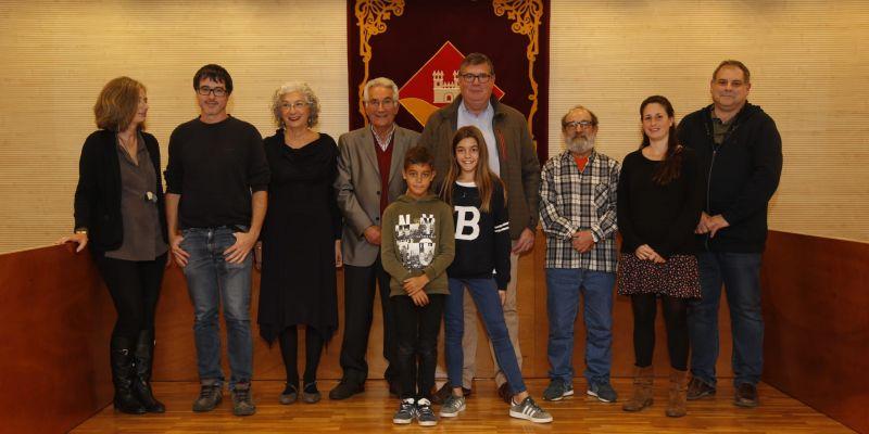 Antoni Furió i Ariadna i Gerard Grinyó guanyen el 1r Premi Literari de Relats Curts