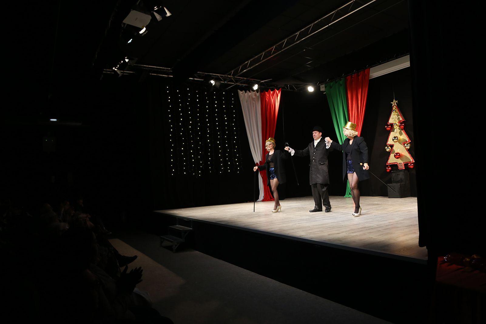 Show de nadal dels Marxosos del Vallès. FOTO: Anna Bassa