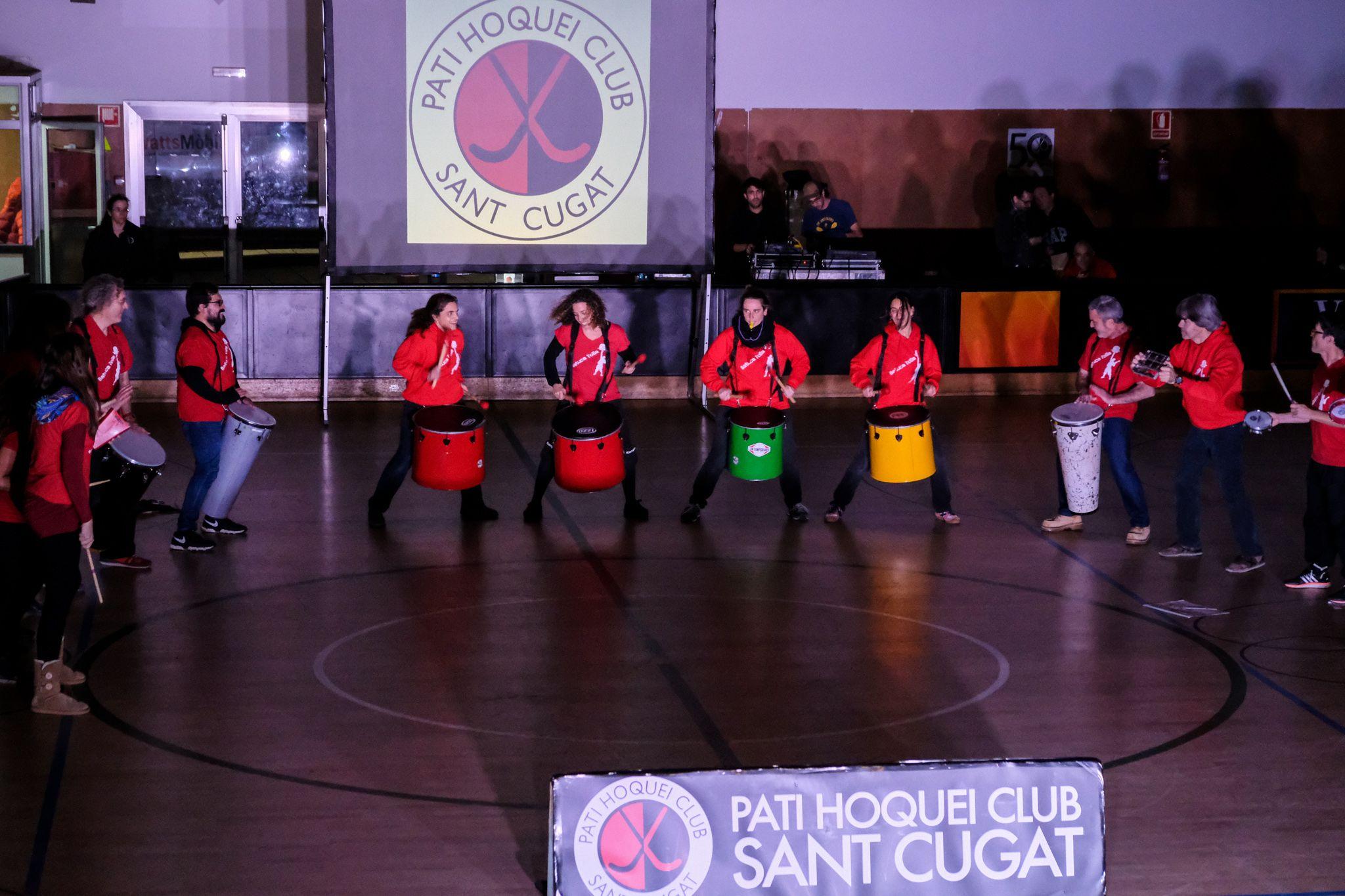 Presentació dels equips del Patí Hoquei Club Sant Cugat. FOTO: Ale Gómez