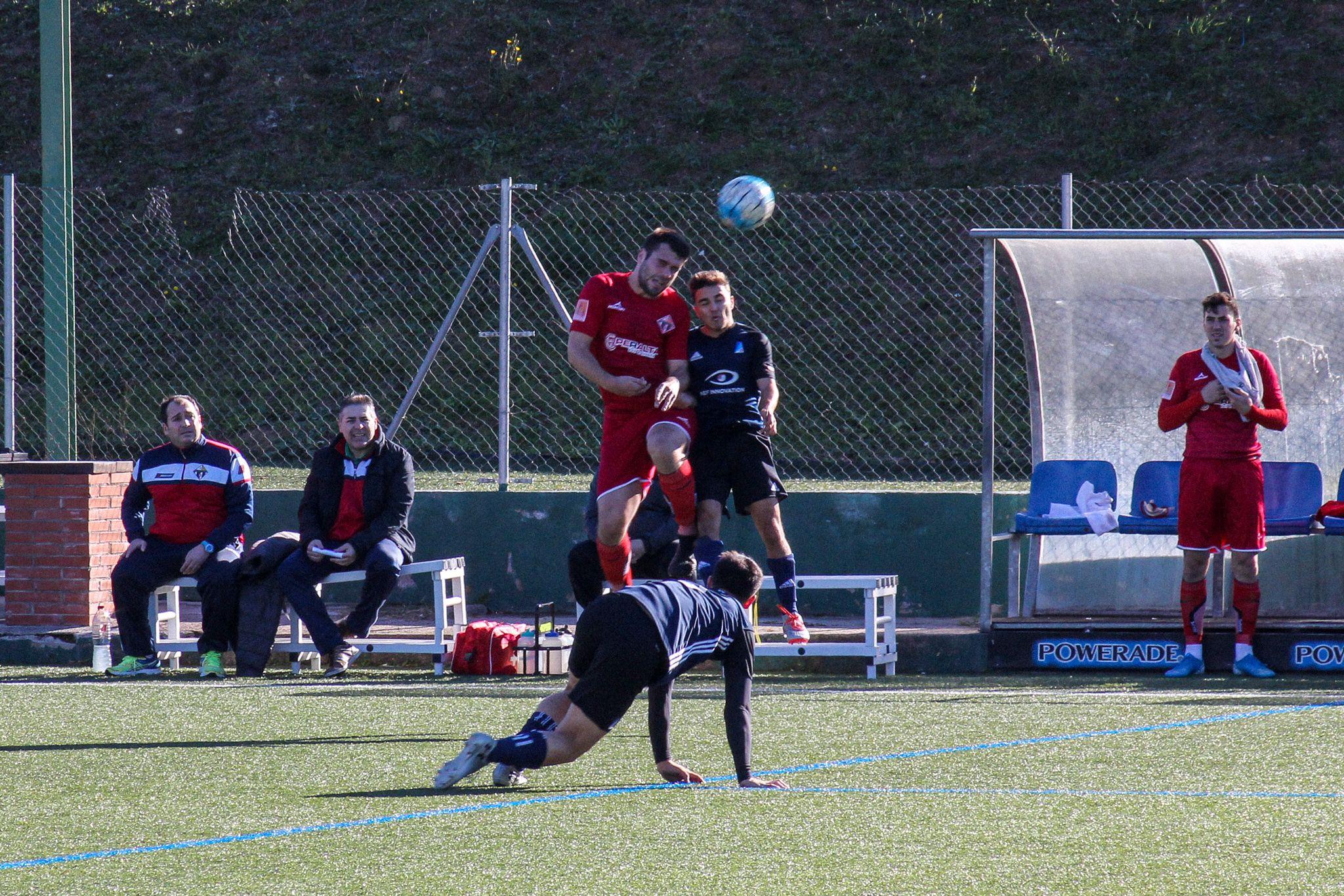Lliga de futbol masculí. Atlètic Junior FC-CE Olivella. FOTO: Ale Gómez