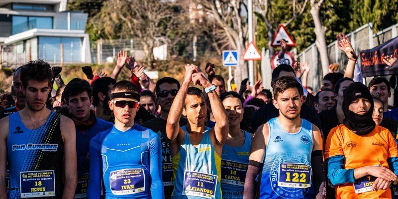 La 4a Milla Solidària de Valldoreix bat records de participació amb quasi 400 corredors