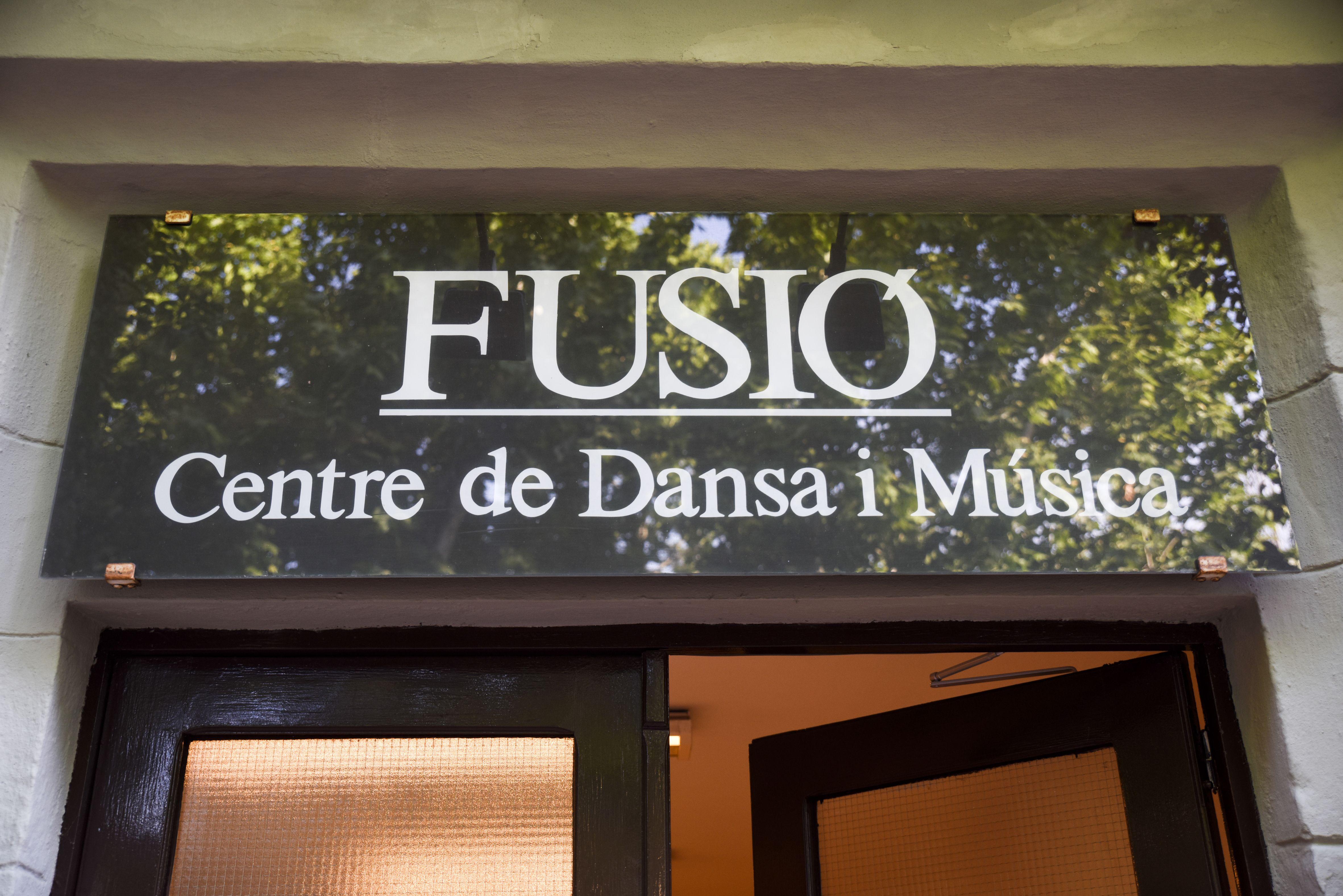 Centre de Dansa i Música FOTO: arxiu
