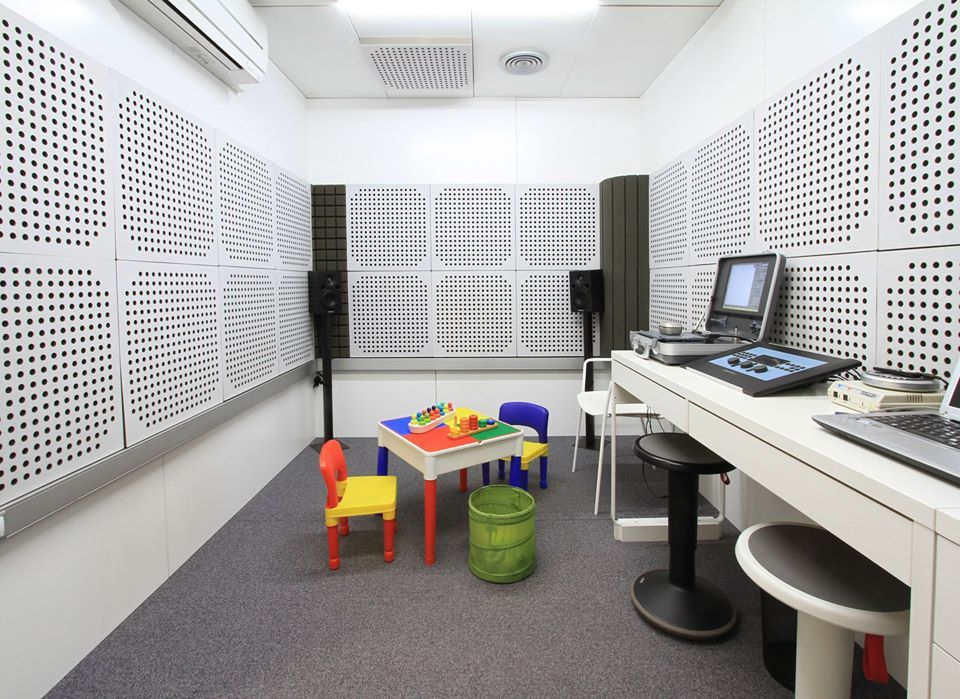Sala infantil FOTO: cedida