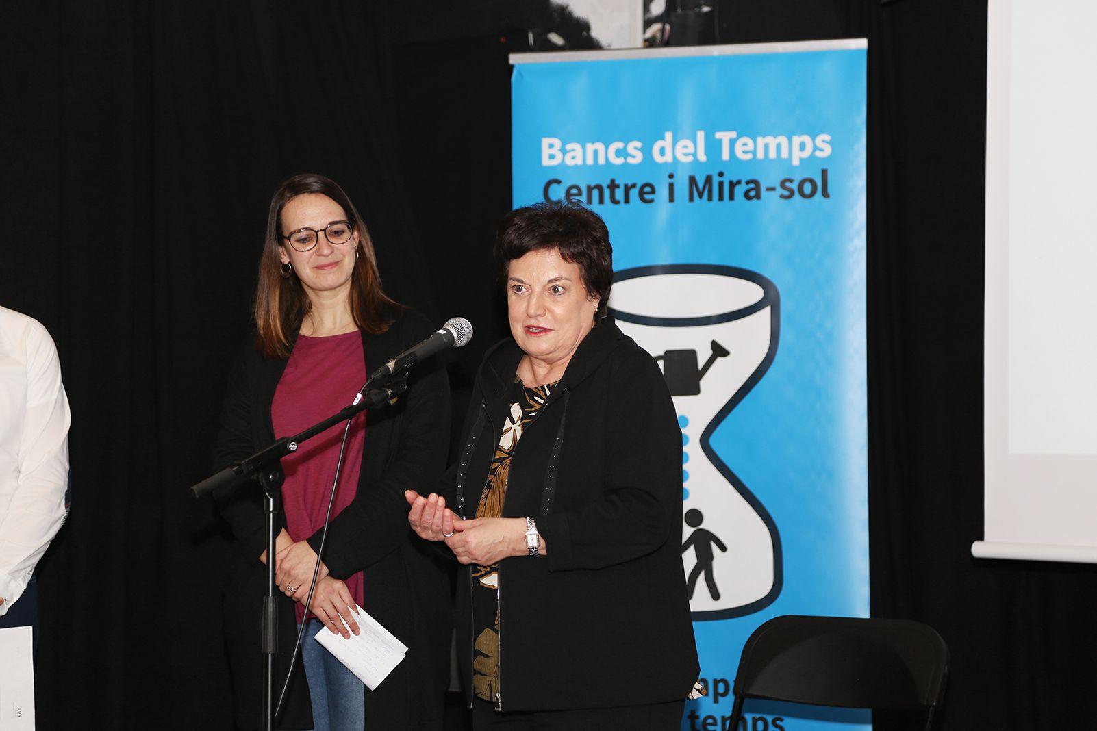 15è aniversari del Banc del Temps de Sant Cugat. FOTO: Anna Bassa