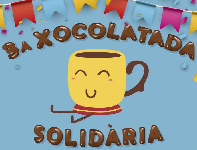 La 3a edició de la Xocolatada Solidària arriba a Sant Cugat el pròxim 14 i 21 de febrer. FOTO: EMD Valldoreix