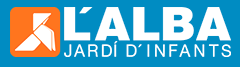 Logo llar infants l'alba