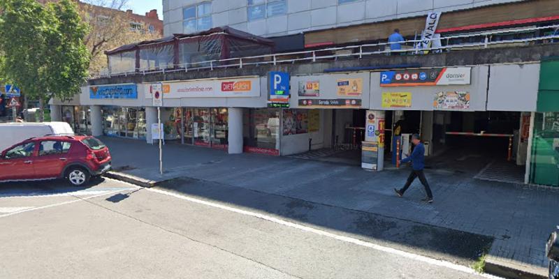 Aparcament gratuït a Torreblanca per comprar a botigues de Sant Cugat Comerç