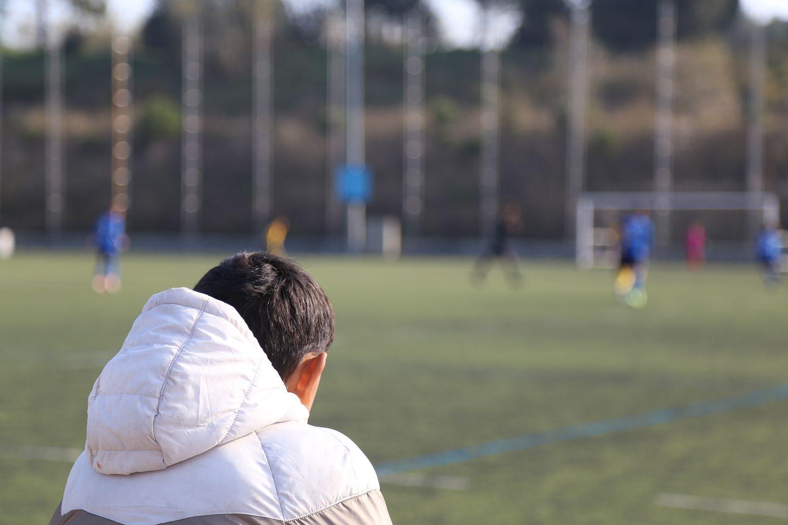 Torneig solidari Sant Cugat FC- Fundació Vicente Ferrer. FOTO: Anna Bassa