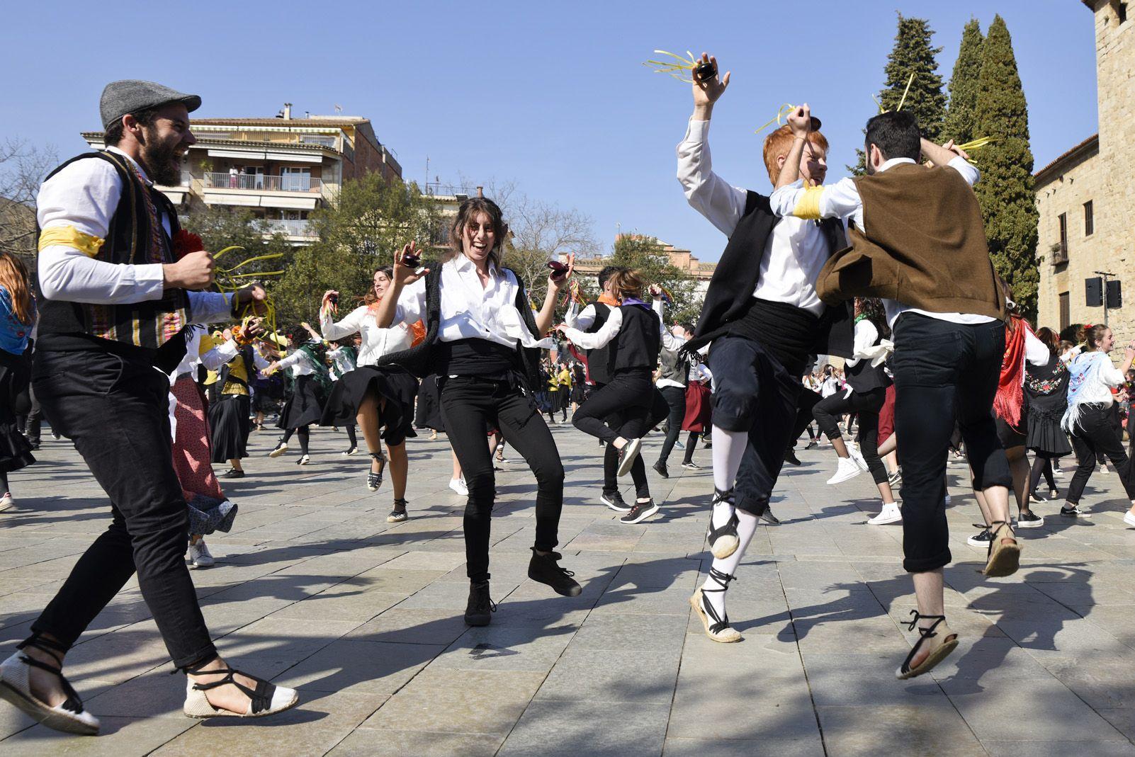 Ball de Gitanes de Carnaval. Foto: Bernat Millet.