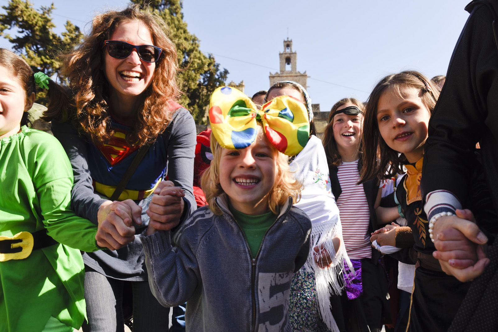 Ball de Gitanetes de Carnaval. Foto: Bernat Millet.