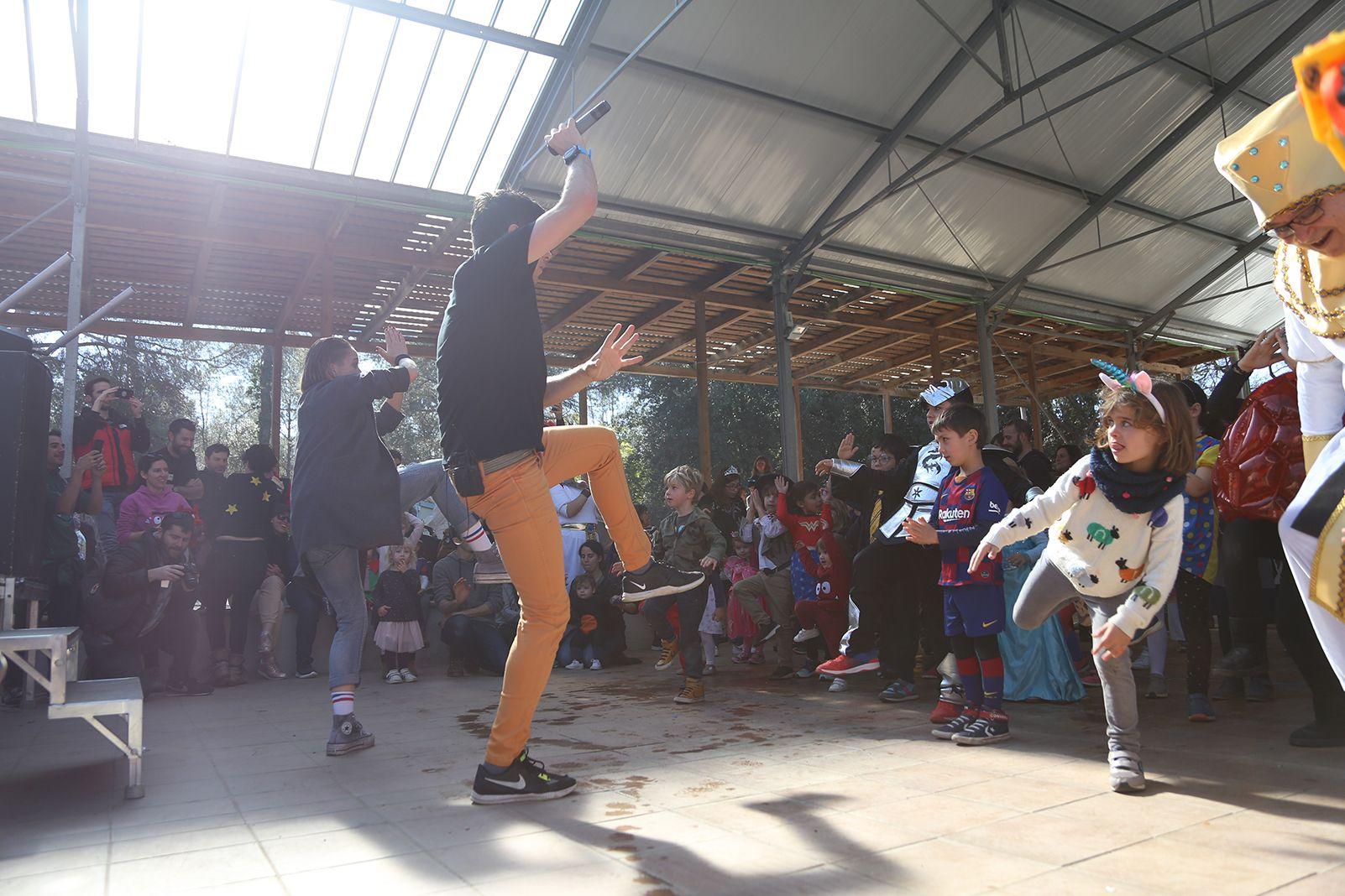 Carnaval a Valldoreix. FOTO: Anna Bassa