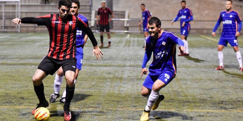 El Sant Cugat FC torna a ser equip de 1a Catalana