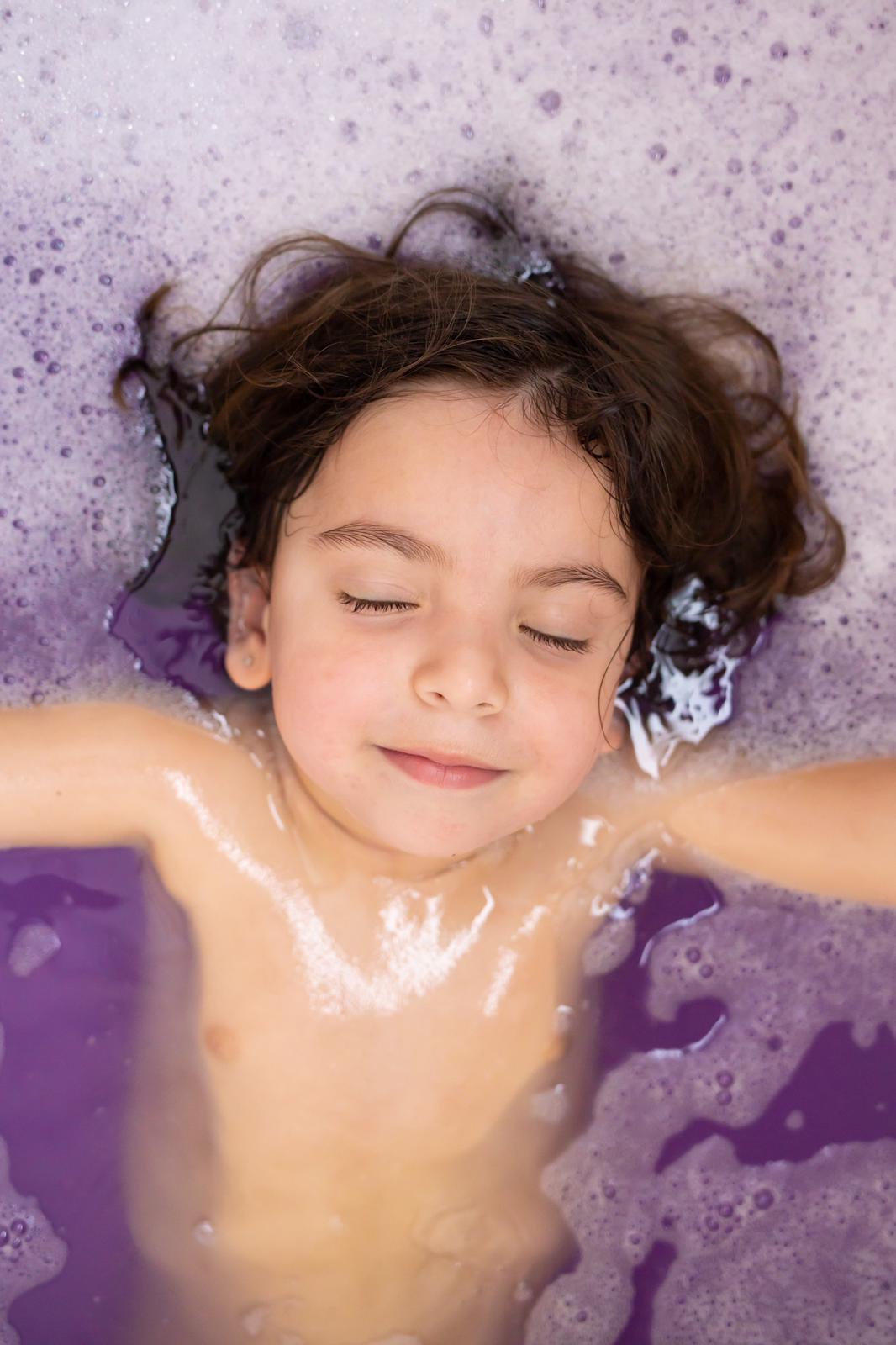 Fent dutxes relaxants.