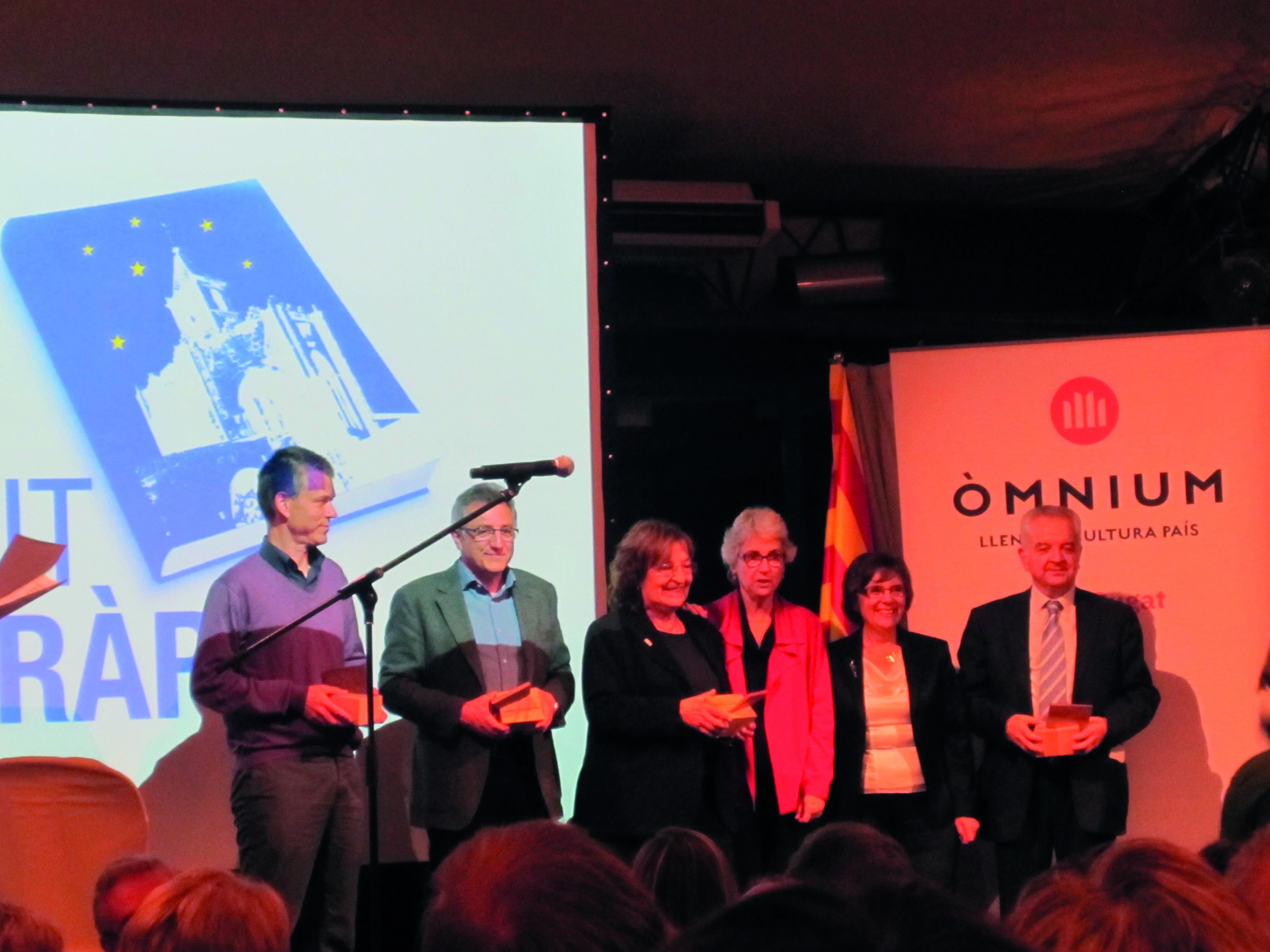 6a edició de la Nit Literària (2011).