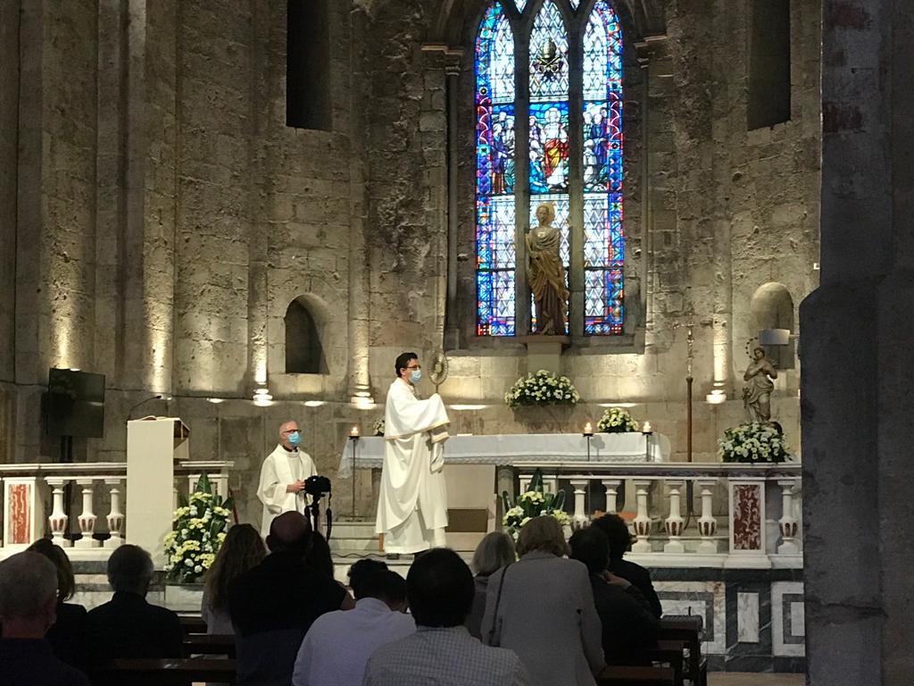 En el Corpus Christi es venera l'eucaristia.