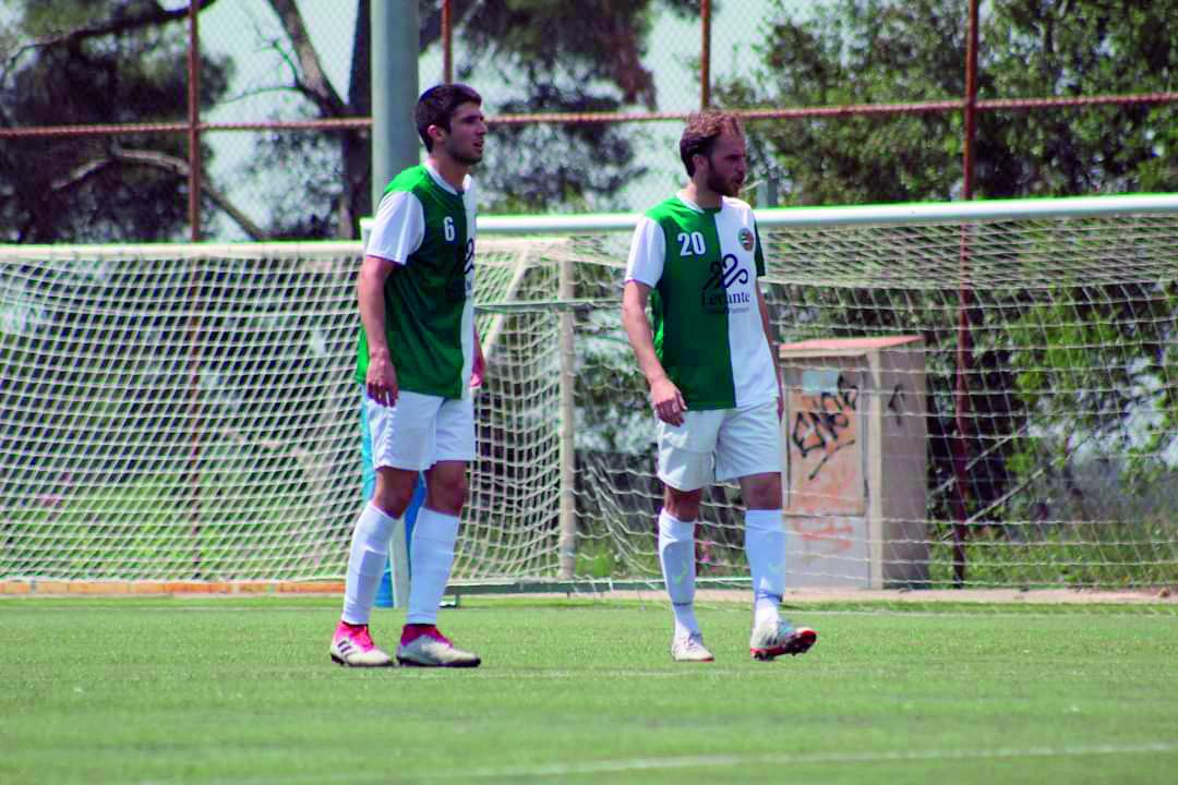 Gabi Torres i Borja Valls eren presents en la primera temporada del Valldoreix FC.