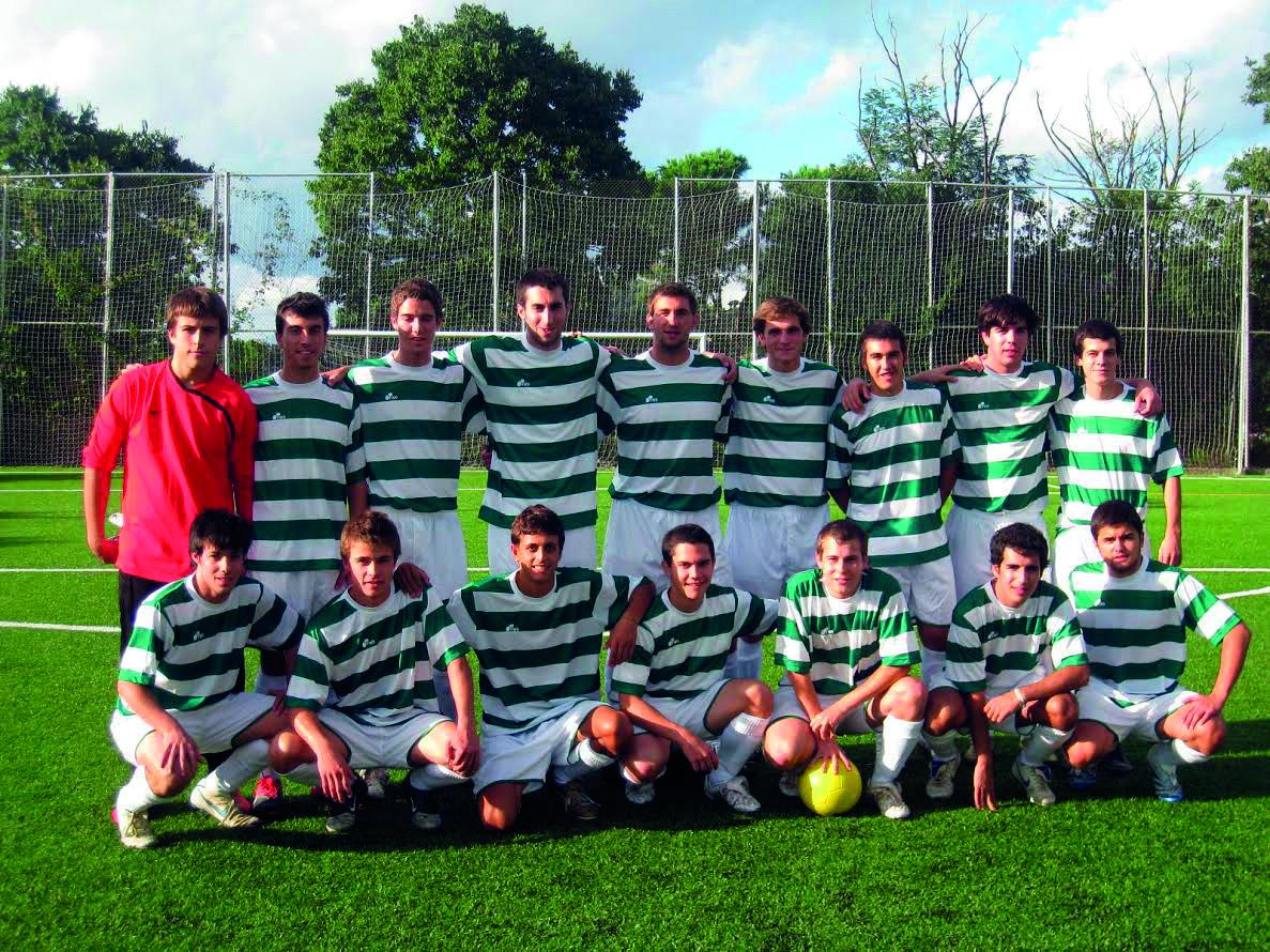 Els jugadors que van defensar l'equip la primera temporada.