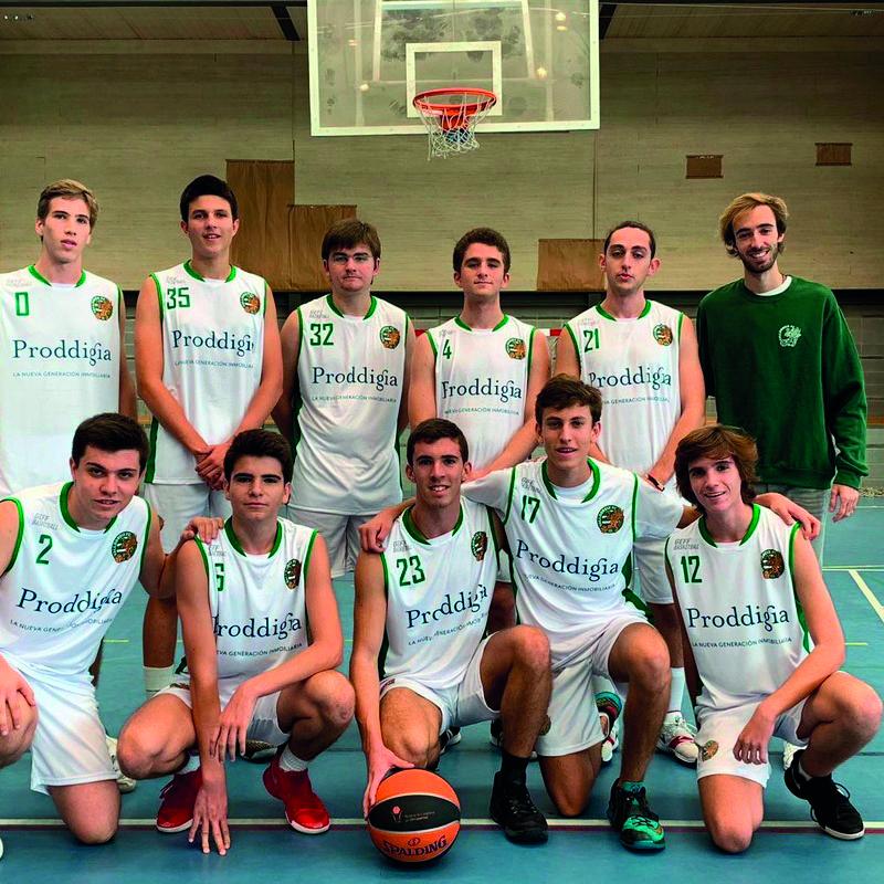 El Valldoreix FC compta amb equip de bàsquet des del 2016.