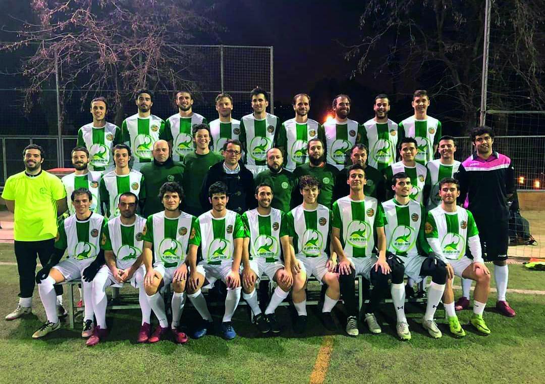 L'actual equip que ha disputat la darrera temporada a 2a Catalana.