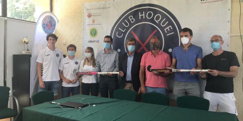 El Club Hoquei Valldoreix ja és una realitat