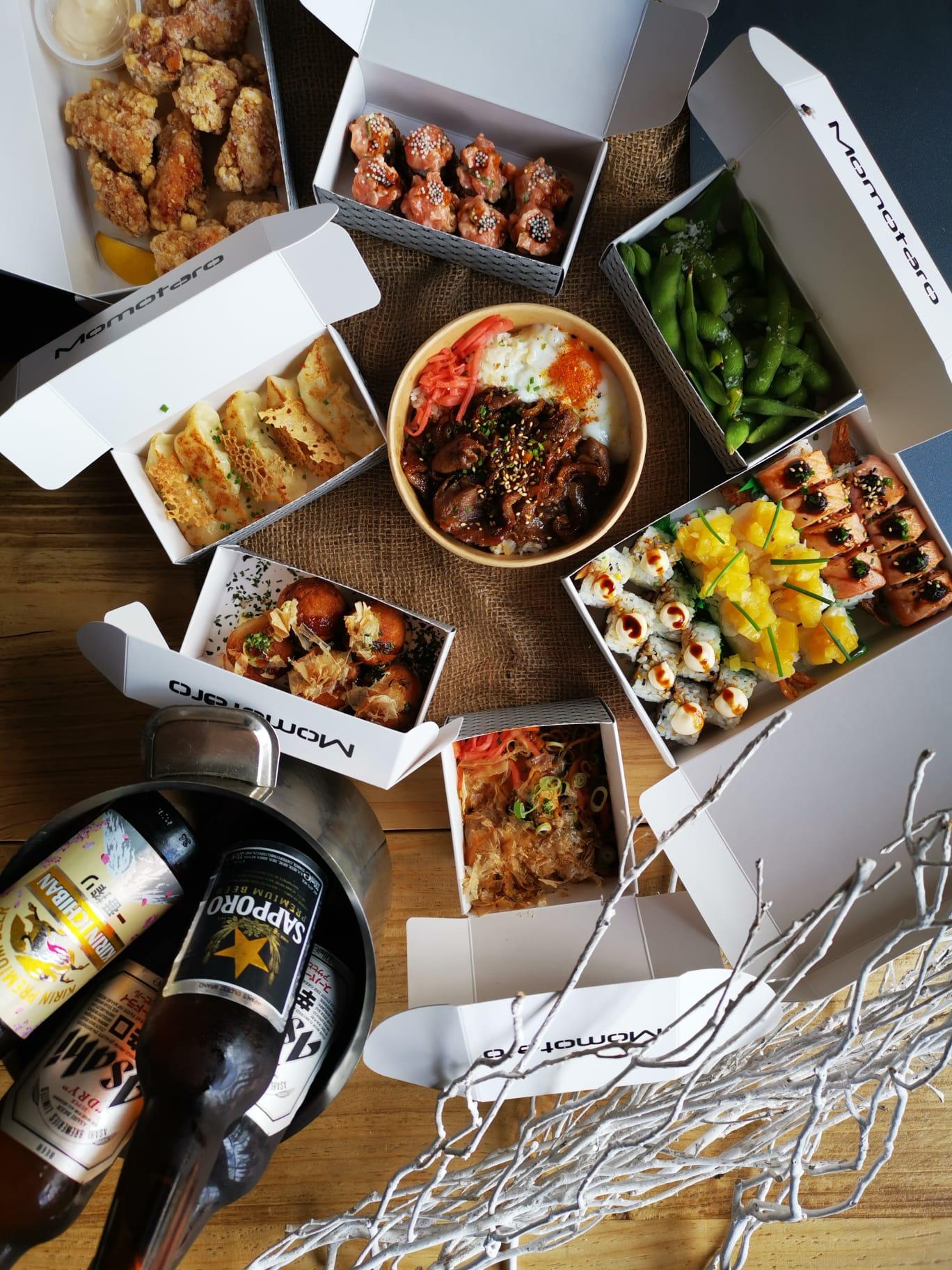 La combinació entre la gastronomia contemporània i la cuina mil·lenària japonesa.