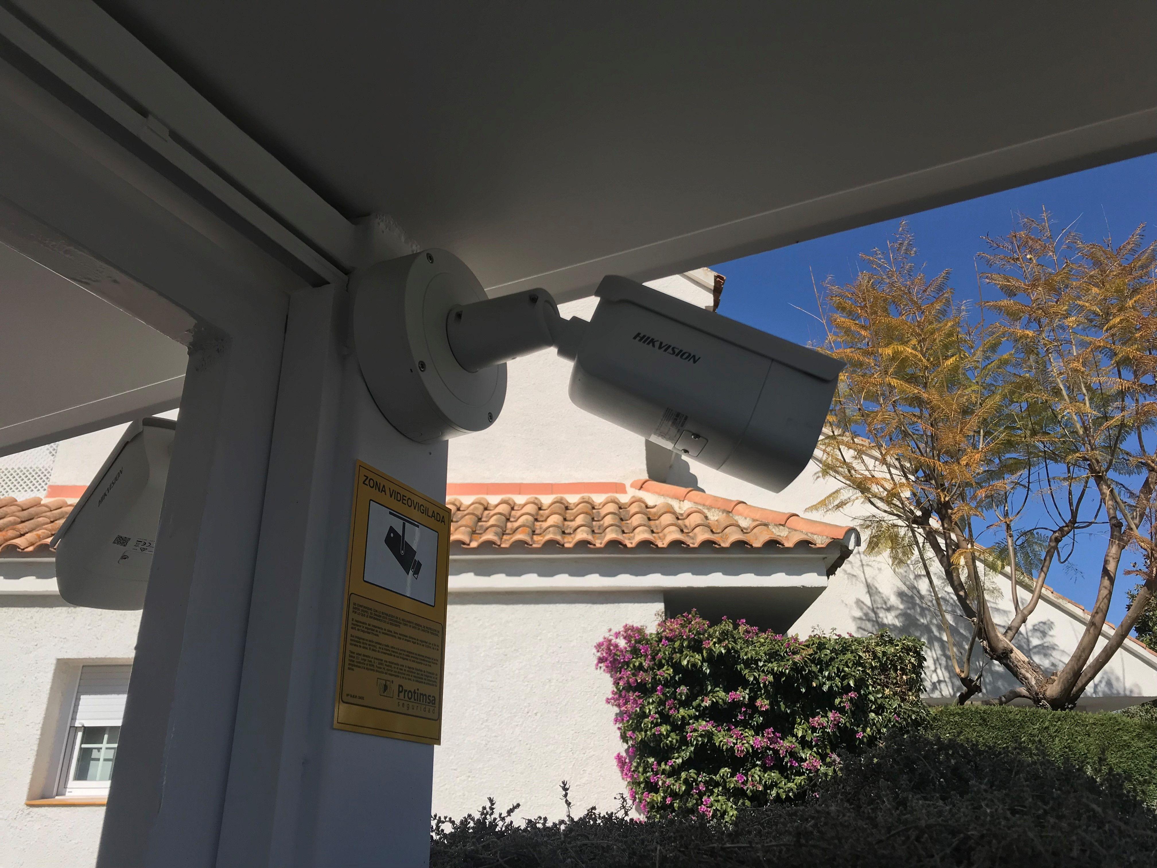 Manteniment del teu sistema de seguretat