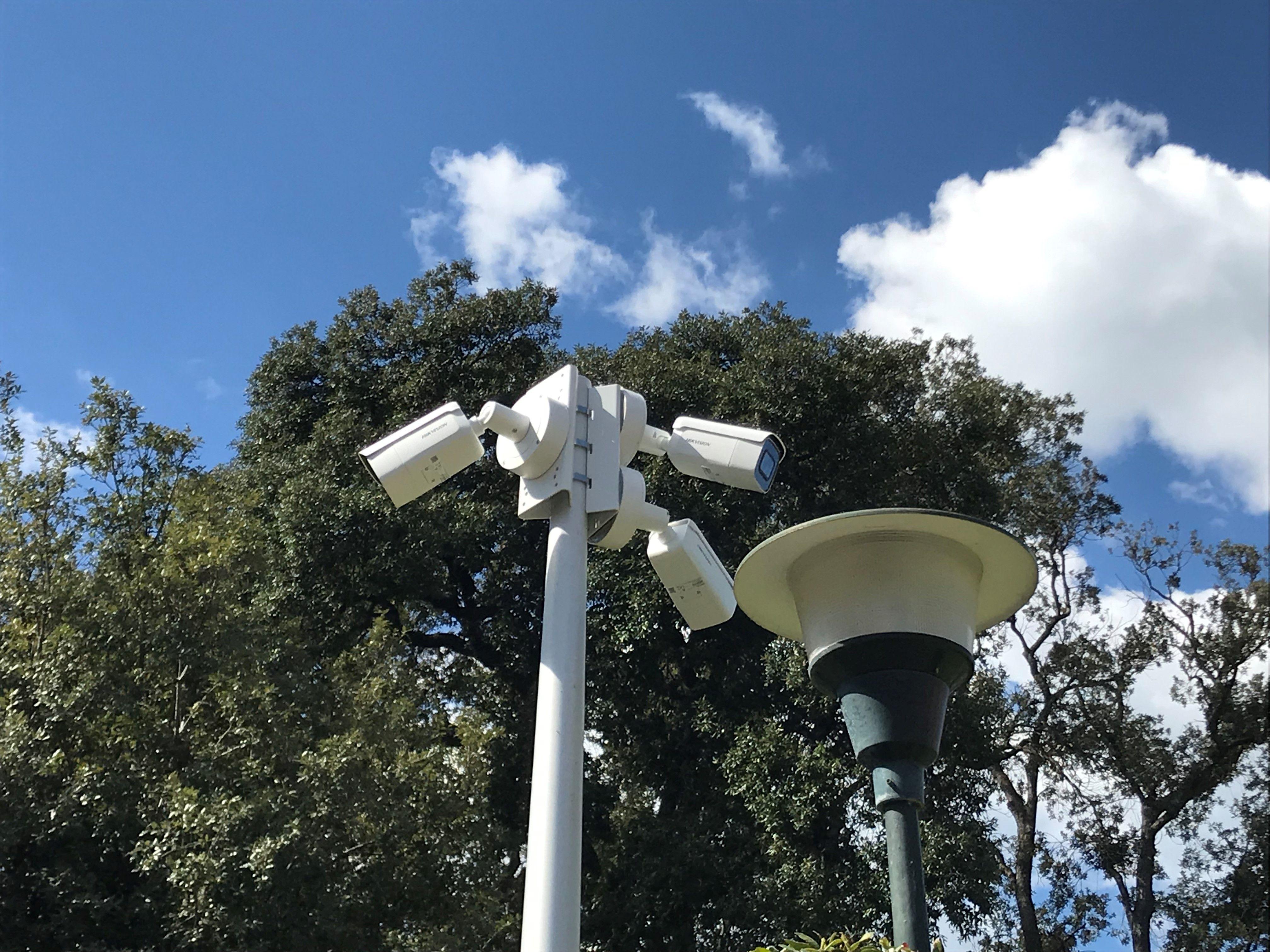 Càmeres de vigilància homologades