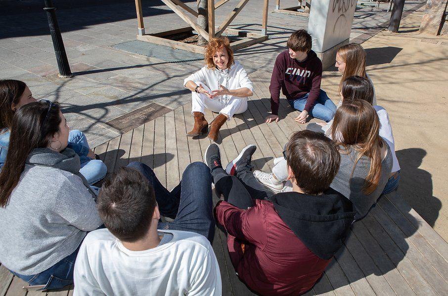 Coaching per a estudiants FOTO: Cedida