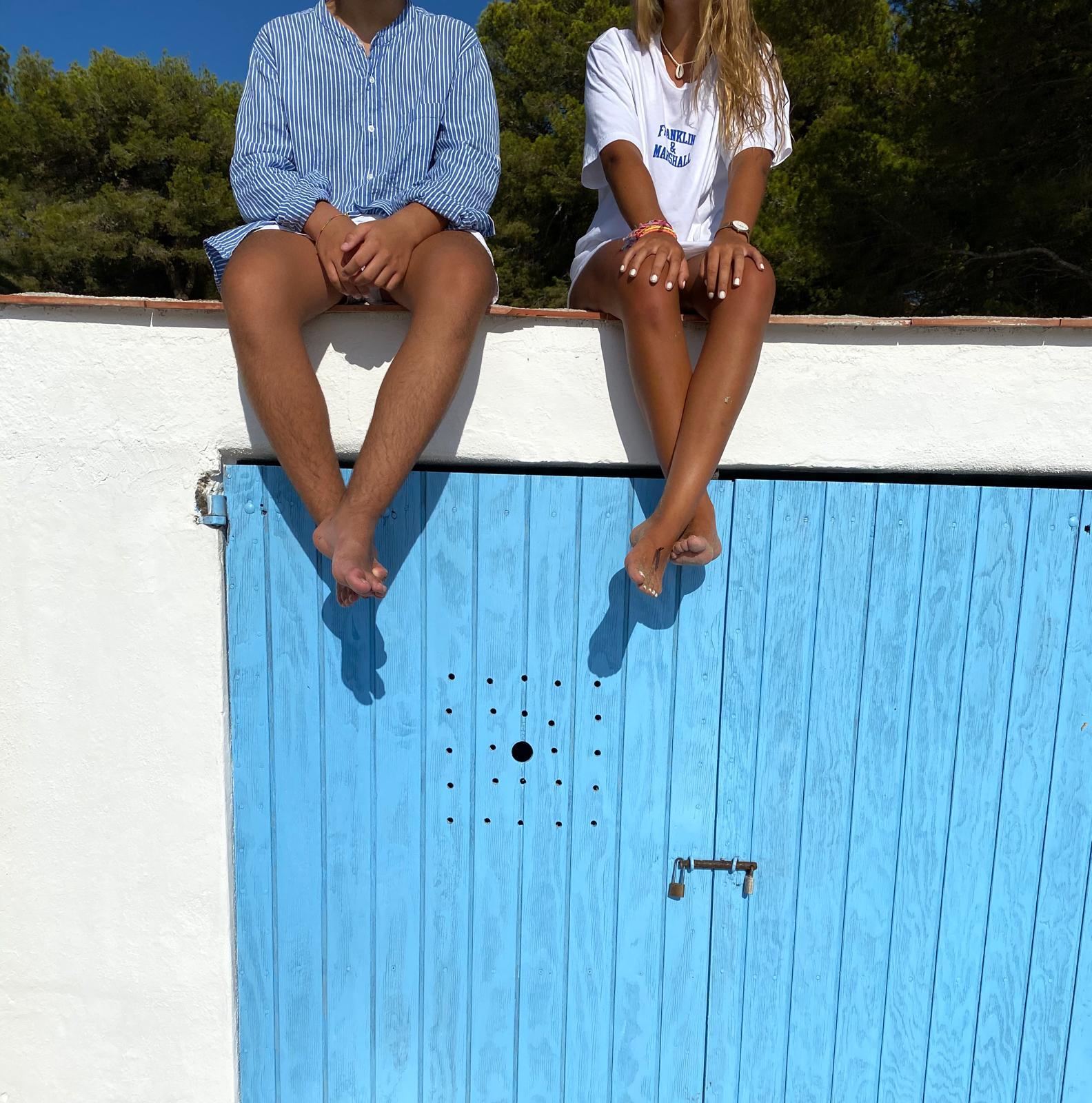 'On enfoques mama?' - feta a Eivissa. FOTO: Monica Llunell