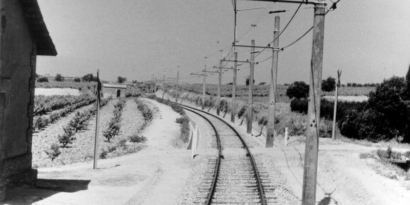 35 anys de l'estació de Ferrocarrils de l'Hospital General