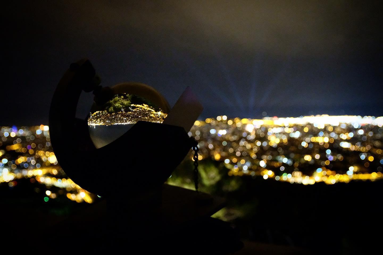 bernatpicornell   La ciutat de Barcelona des de l'heliògraf de l'observatori Fabra