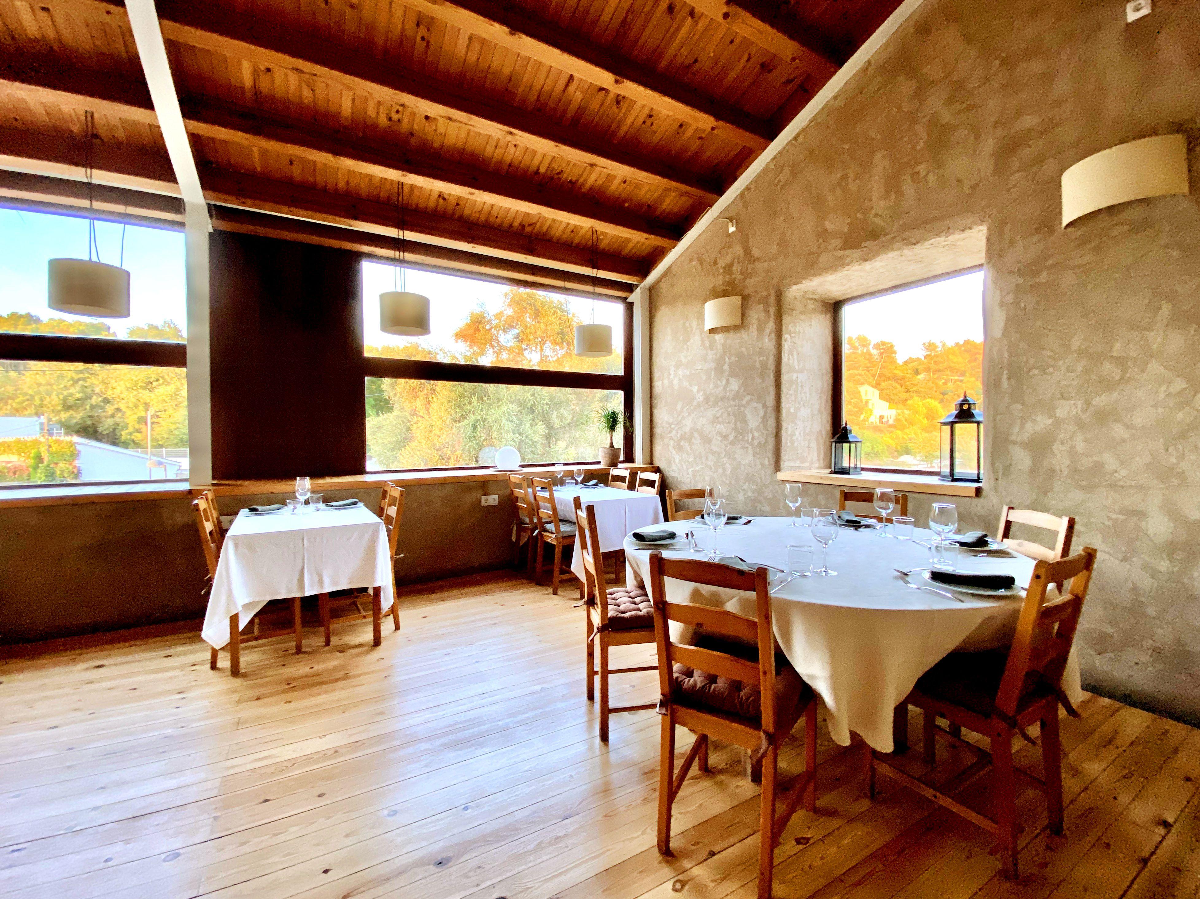 Amplia sala, i possibilitat de reservar una sala privada FOTO: Cedida